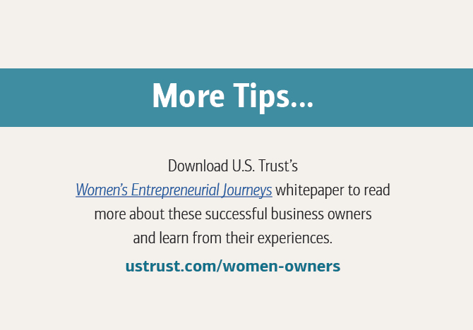 Download the Women's Entrepreneurial Journeys whitepaper
