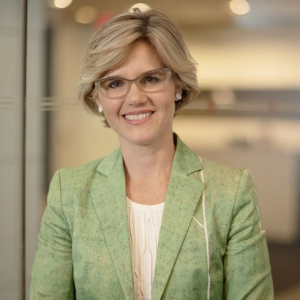 Jackie VanderBrug, Investment Strategist and Co-chair of the Impact Investing Council Bank of America Global Wealth and Investment Management